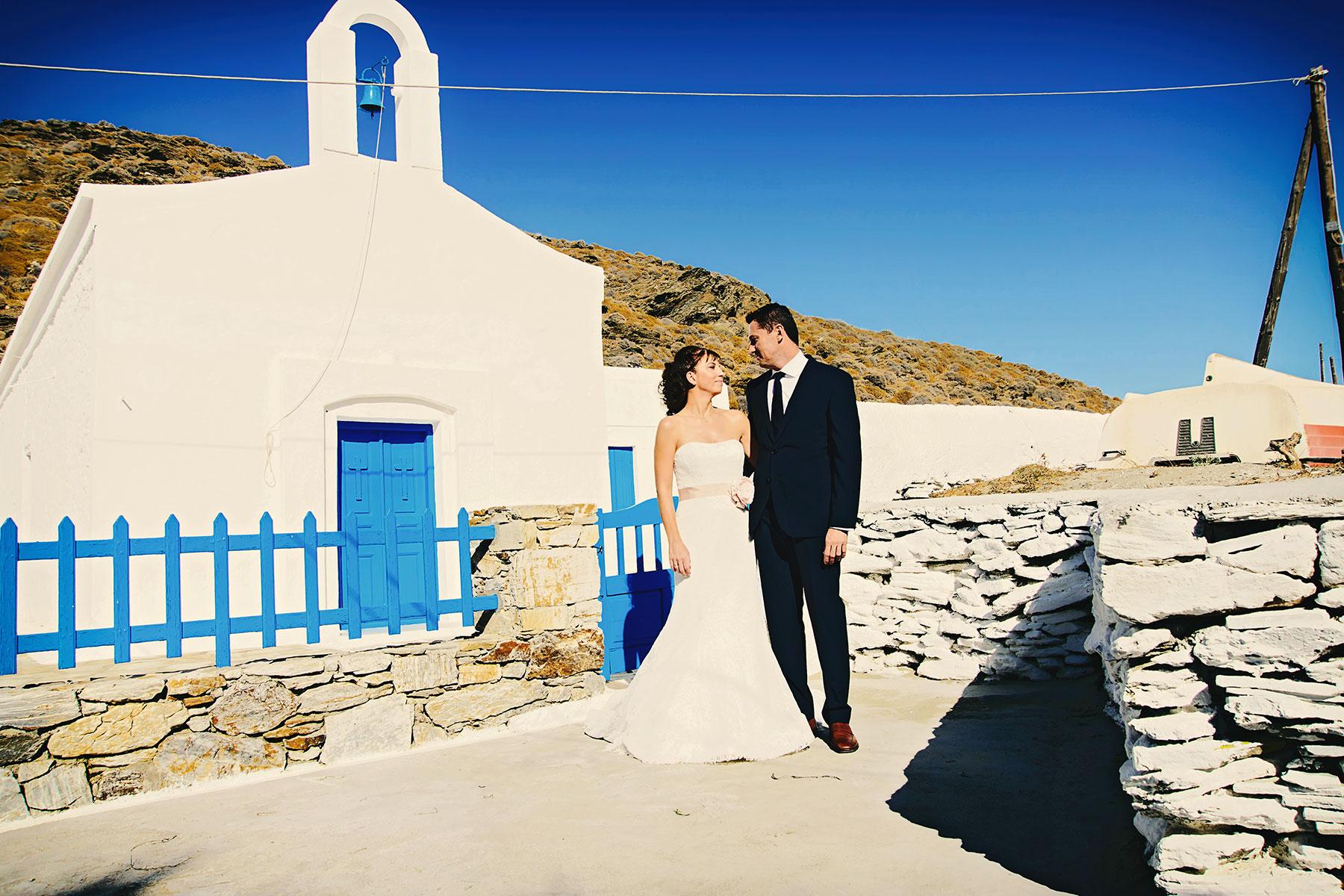 φωτογράφος γάμου Κύθνος